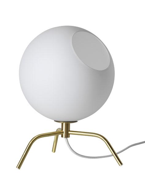 Bug 20 bordlampa stor (Mässing/guld)