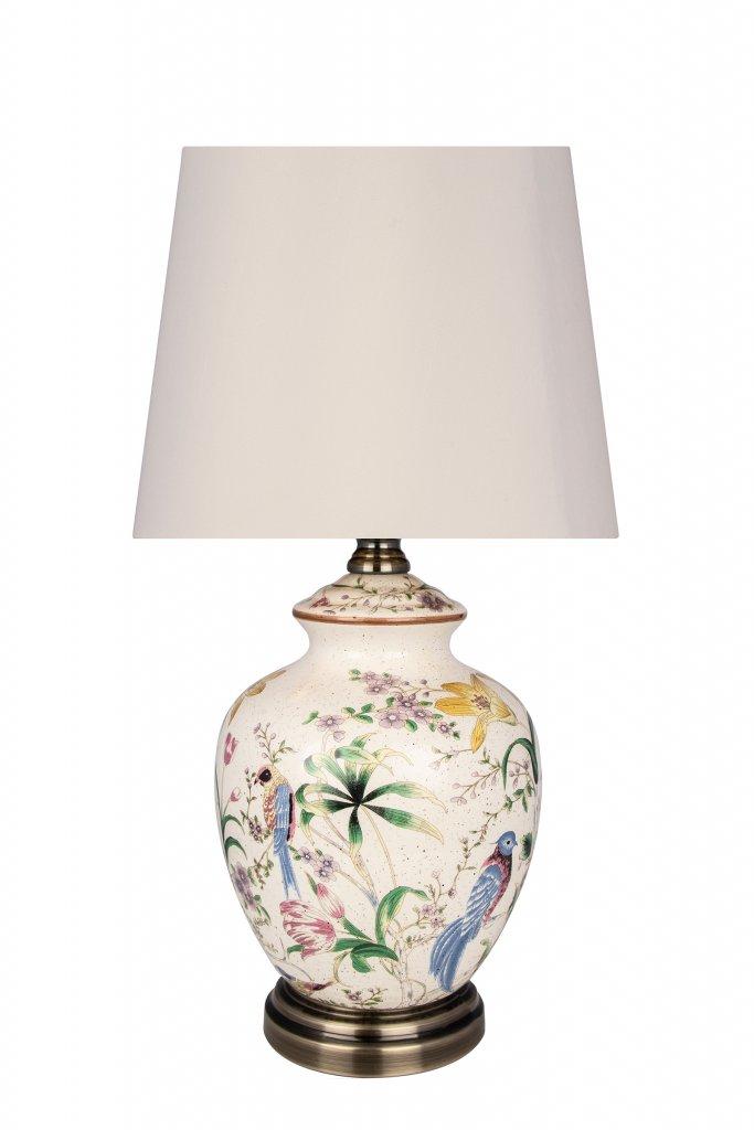 Eden bordlampa (Vit)