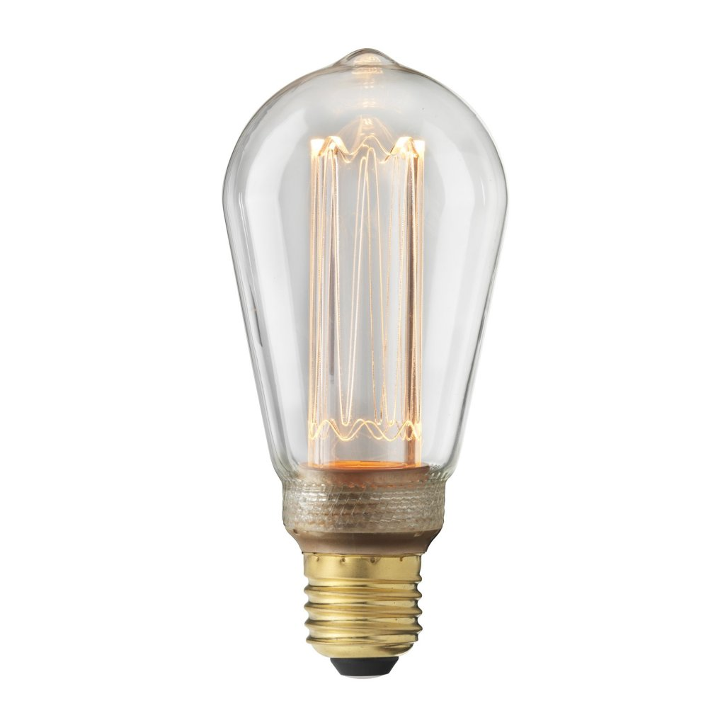 E27 Uni flex glob 125mm LED 5W LED lampor Unison