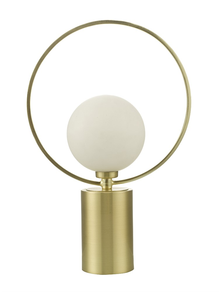 Galax bordlampa (Mässing/guld)