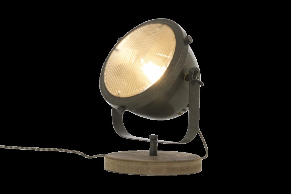 Alaska bordlampa (Grå)