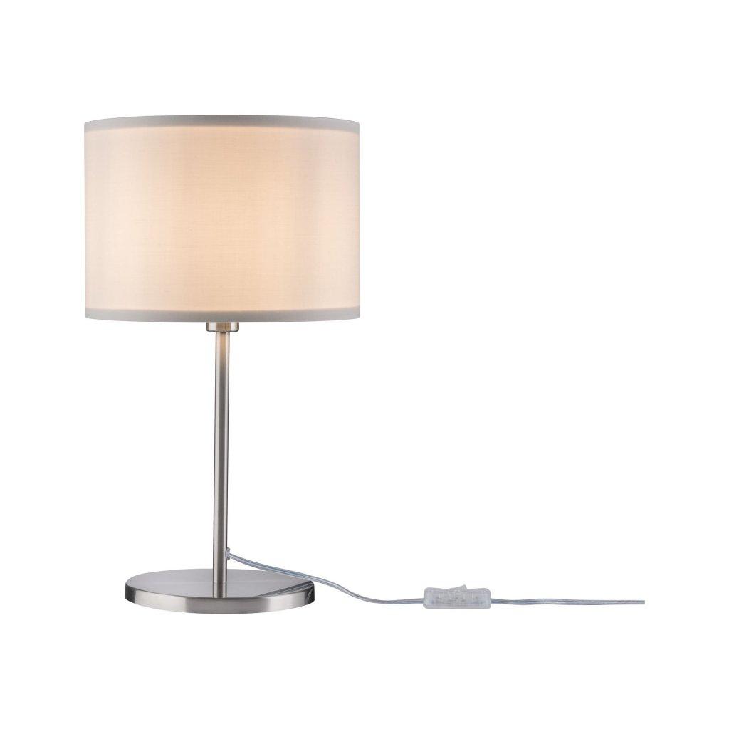 Tessa bordlampa (Borstat stål)