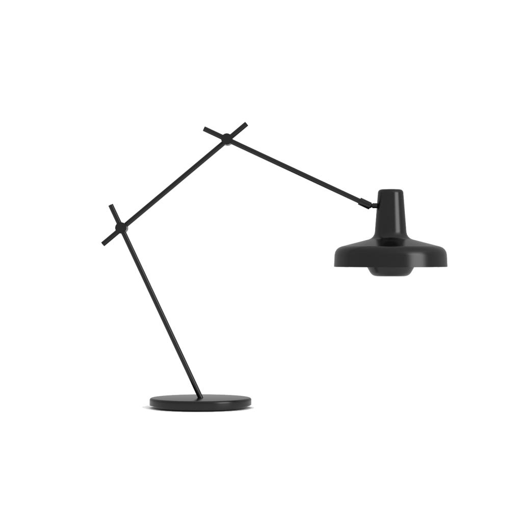 Arigato bordlampa (Svart)
