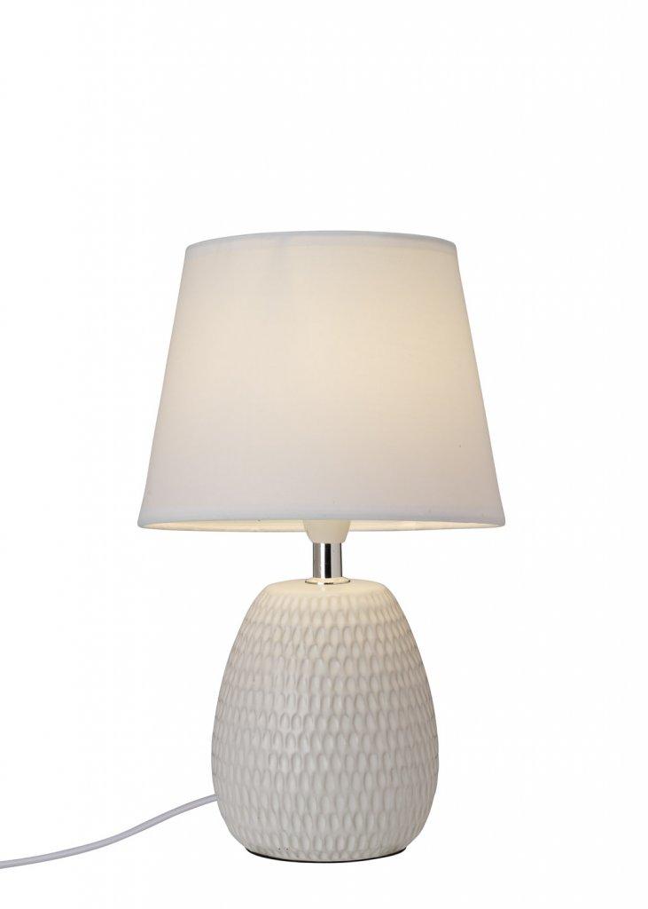 Pinea bordlampa (Vit)