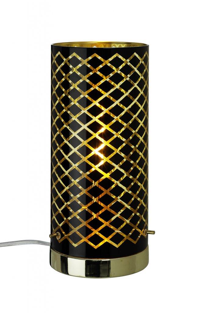 Sirocco bordlampa (Förkromad/blank)