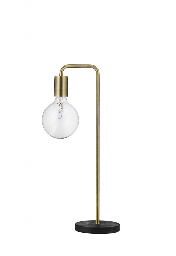 Cool bordlampa antikmässing (Antikmässing)