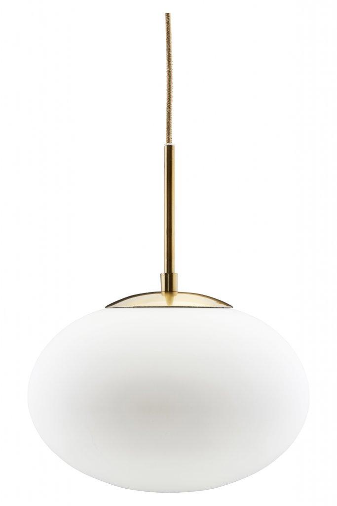 Opal taklampa 30cm