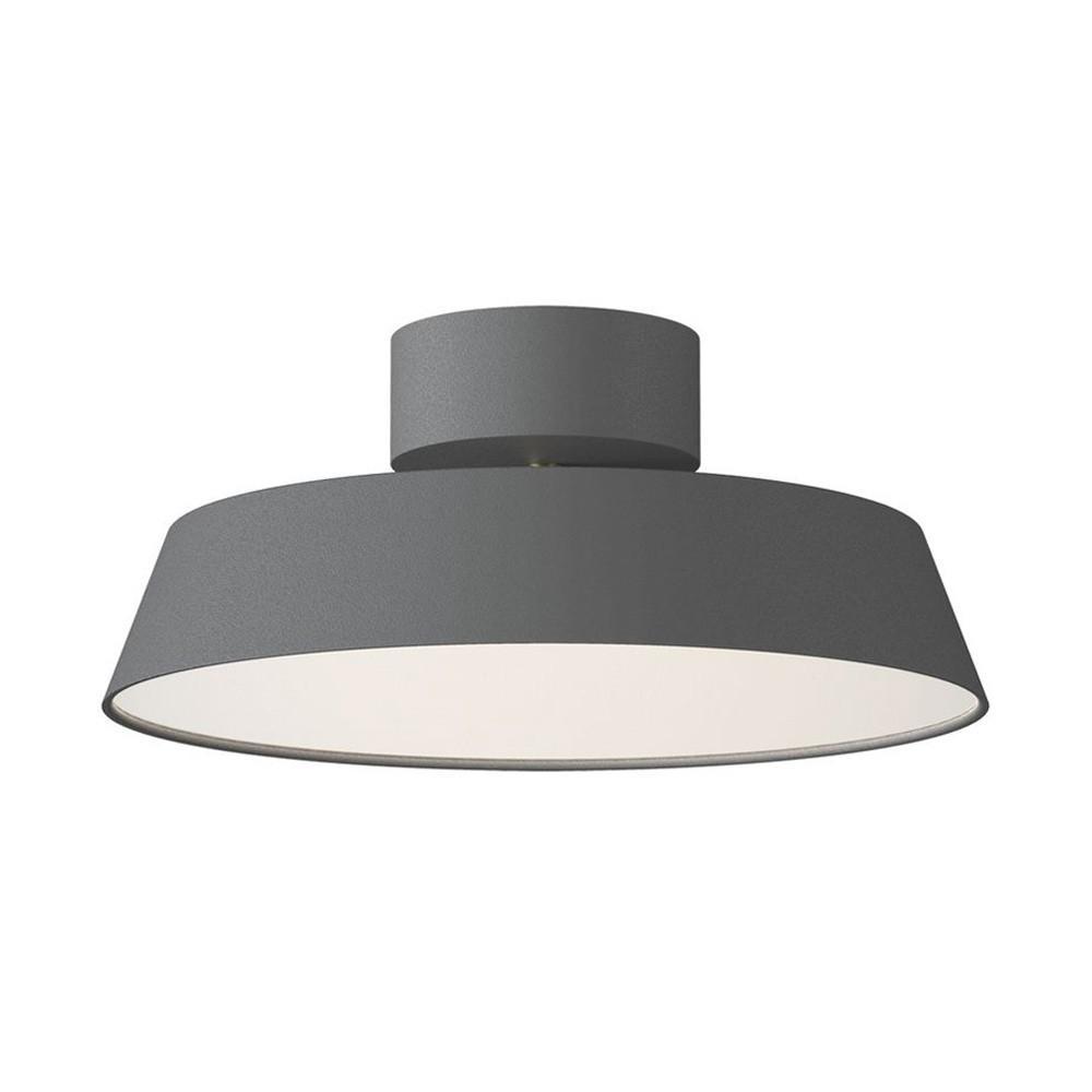 Alba plafond LED grå