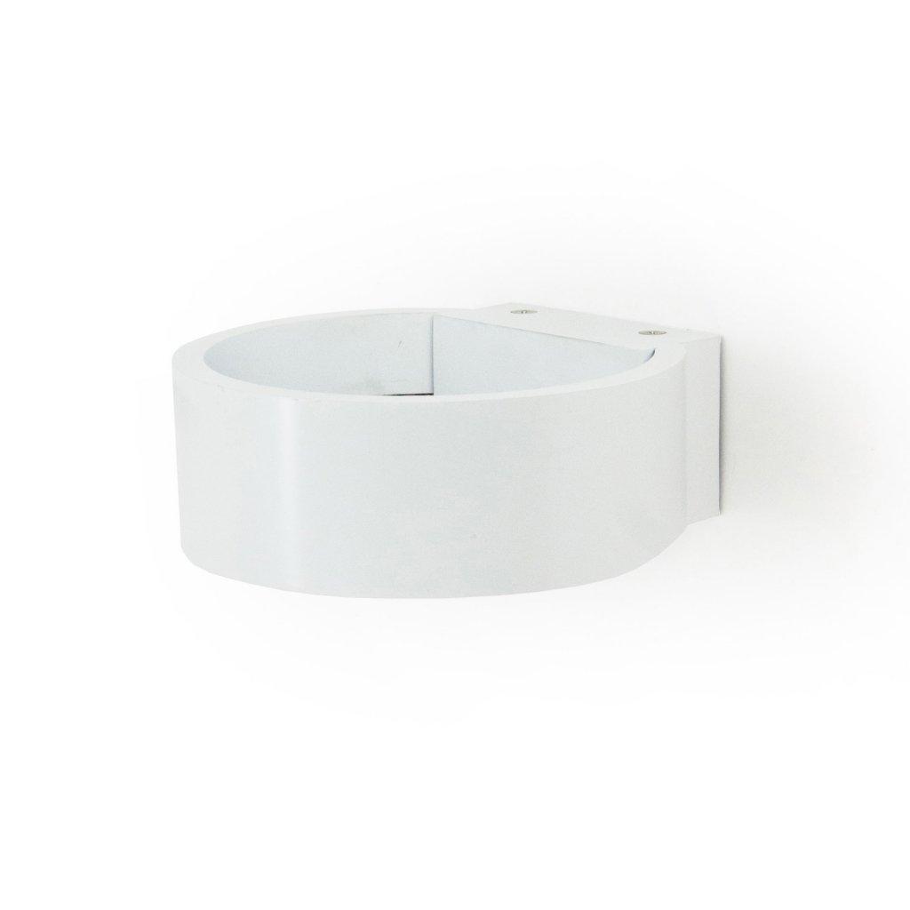 Tellus vägglampa LED (Vit)