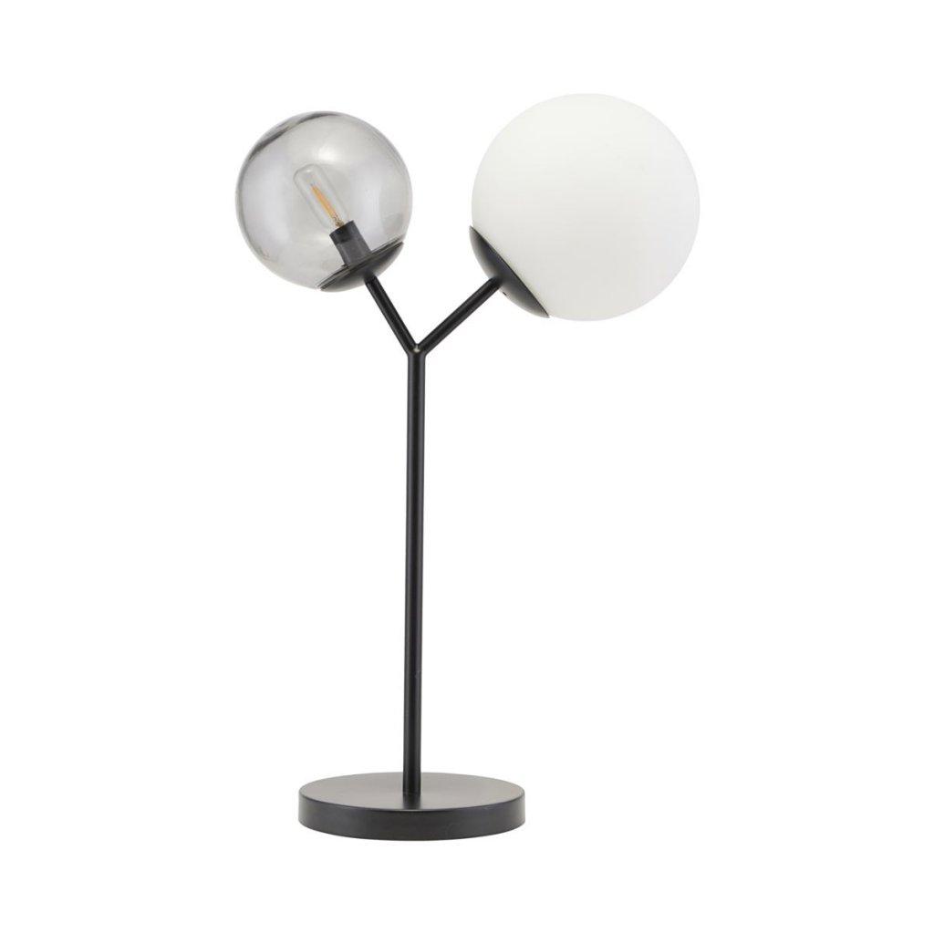 Twice bordlampa (Svart)