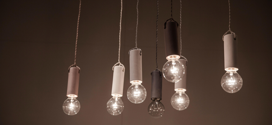 haka upp lampor